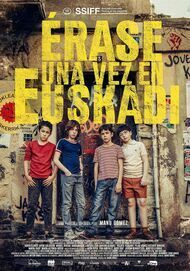 "Movie poster for ""ÉRASE UNA VEZ EN EUSKADI"""