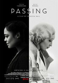 """Movie poster for """"Passing"""""""