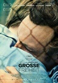 """Filmplakat für """"Grosse Freiheit"""""""