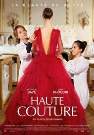 """Movie poster for """"HAUTE COUTURE"""""""