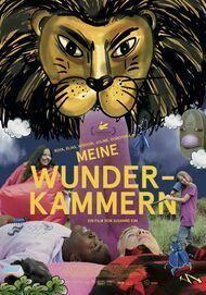 """Movie poster for """"MEINE WUNDERKAMMERN -  WENN KINDHEIT EIN ORT WÄRE, WO BEFÄNDE ER SICH?"""""""