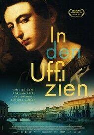 """Filmplakat für """"IN DEN UFFIZIEN"""""""