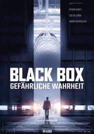 """Filmplakat für """"BLACK BOX – GEFÄHRLICHE WAHRHEIT"""""""