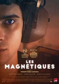 """Movie poster for """"LES MAGNETIQUES"""""""