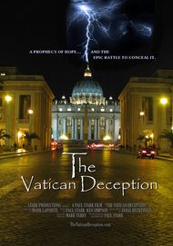 """Movie poster for """"THE VATICAN DECEPTION """""""