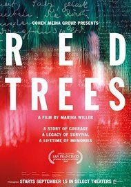 """Movie poster for """"RED TREES """""""