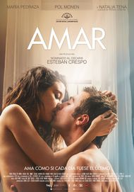 """Movie poster for """"Amar"""""""