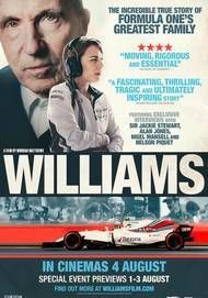 """Movie poster for """"WILLIAMS"""""""