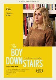 """Movie poster for """"THE BOY DOWNSTAIRS"""""""