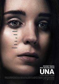 "Movie poster for ""UNA"""