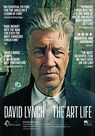 """Movie poster for """"DAVID LYNCH: THE ART LIFE"""""""