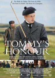 """Movie poster for """"TOMMY'S HONOUR"""""""
