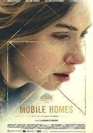 """Movie poster for """"MOBILE HOMES"""""""