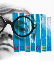 "Movie poster for ""HOCKNEY"""