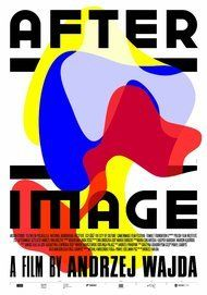 """Movie poster for """"AFTERIMAGE"""""""