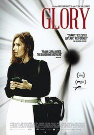 """Movie poster for """"GLORY"""""""