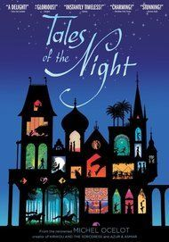 """Movie poster for """"TALES OF THE NIGHT"""""""
