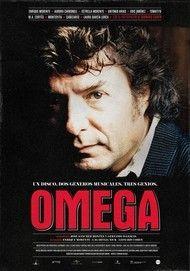 """Movie poster for """"Omega"""""""
