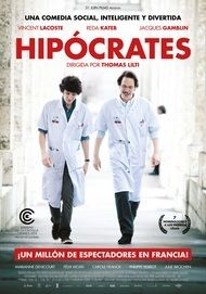 """Movie poster for """"HIPPOCRATES: DIARY OF A FRENCH DOCTOR"""""""