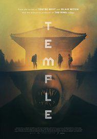 """Movie poster for """"TEMPLE"""""""
