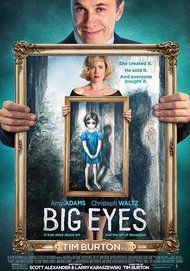 """Movie poster for """"BIG EYES"""""""