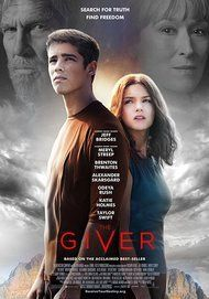 """Movie poster for """"The Giver"""""""