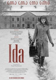 """Movie poster for """"IDA"""""""