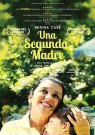 """Movie poster for """"QUE HORAS ELA VOLTA?"""""""