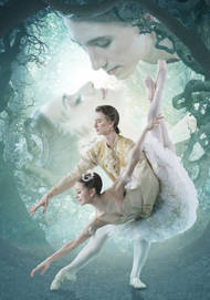 """Movie poster for """"THE SLEEPING BEAUTY - The Royal Ballet"""""""