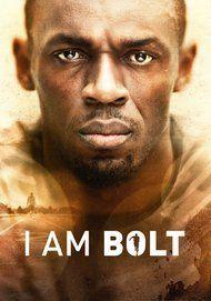 "Movie poster for ""I AM BOLT"""