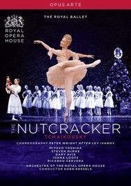 "Movie poster for ""THE NUTCRACKER - ROYAL BALLET 2016"""