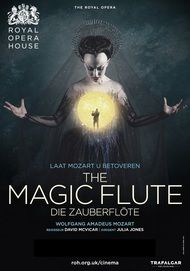 """Movie poster for """"THE MAGIC FLUTE - Royal Opera House"""""""