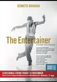 """Movie poster for """"THE ENTERTAINER (Branagh Theatre Co.)"""""""