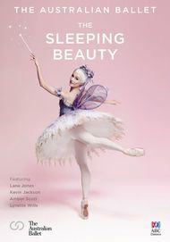 """Movie poster for """"THE SLEEPING BEAUTY: FROM THE AUSTRALIAN BALLET. THE FAIRY TALE SERIES"""""""