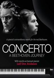 """Movie poster for """"CONCERTO: A BEETHOVEN JOURNEY"""""""
