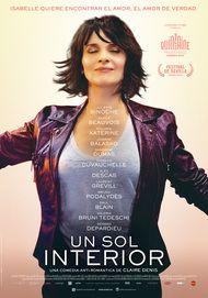 """Movie poster for """"UN BEAU SOLEIL INTERIEUR"""""""