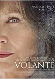 "Movie poster for ""LA VOLANTE"""