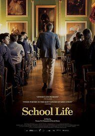 """Movie poster for """"SCHOOL LIFE"""""""