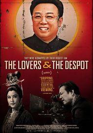 """Movie poster for """"THE LOVERS AND THE DESPOT"""""""