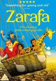 """Movie poster for """"ZARAFA"""""""