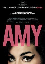 """Movie poster for """"AMY"""""""