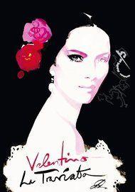 """Movie poster for """"LA TRAVIATA"""""""