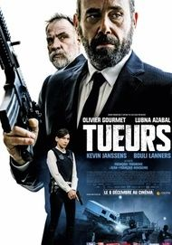"""Movie poster for """"TUEURS"""""""