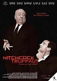 """Movie poster for """"Hitchcock/Truffaut"""""""
