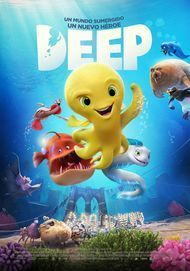 "Movie poster for ""DEEP"""
