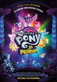 """Póster para """"My Little Pony: La Película"""""""