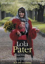 """Movie poster for """"LOLA PATER"""""""