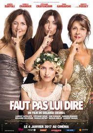 """Movie poster for """"FAUT PAS LUI DIRE"""""""