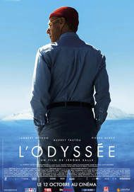 """Movie poster for """"L'ODYSSEE"""""""
