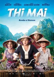 "Movie poster for ""Thi Mai"""